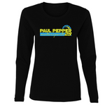 Paul Pepper Motorsports Ladies Long Sleeve Shirt