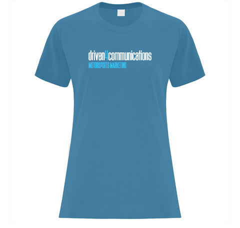 Driven4Communications Ladies T-Shirt