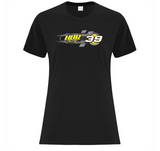 Travis Hallyburton Racing Ladies' T-Shirt (v1)