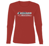 Collison Racing Ladies Long Sleeve Shirt