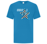 D4C - SpeedStar Adult T-Shirt