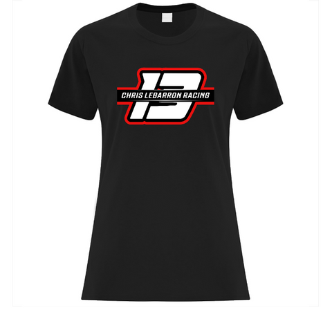 Chris LeBarron Racing Ladies T-Shirt **