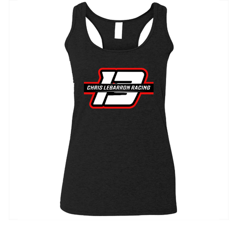 Chris LeBarron Racing Ladies Tank Top