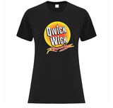 Qwick Wick Racing Ladies T-Shirt