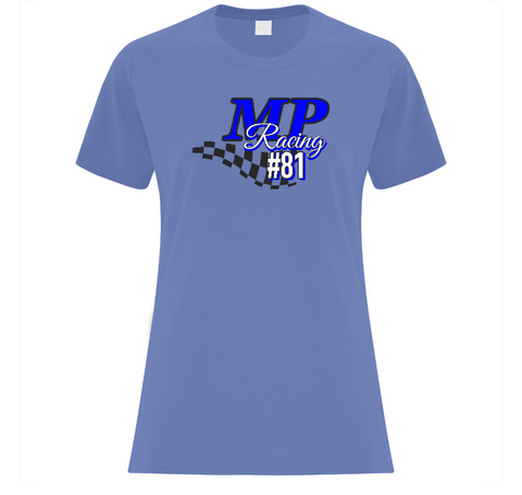 Megan Preston MP Racing Ladies T-Shirt