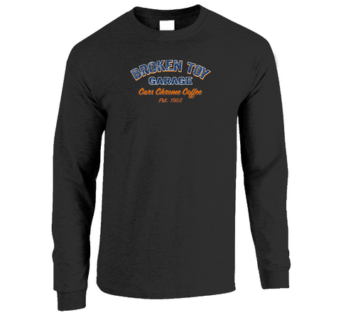 Broken Toy Garage Men's Long Sleeve Shirt