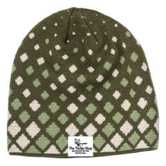 Ouray Diamond Fade Knit Beanie (Desert Sage)