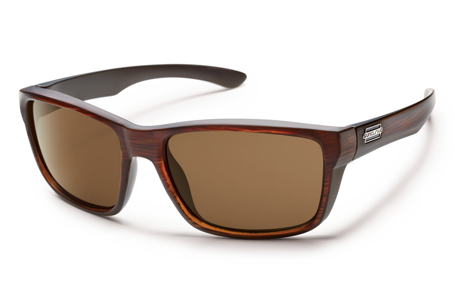 Suncloud Mayor (Burnished Brown Frame/ Polarized Brown Lens)