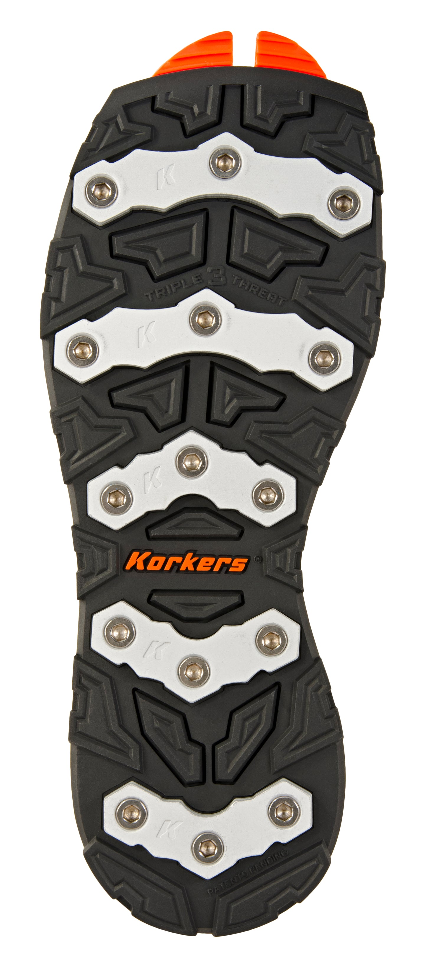 Korkers Triple Threat Aluminum Bar Sole