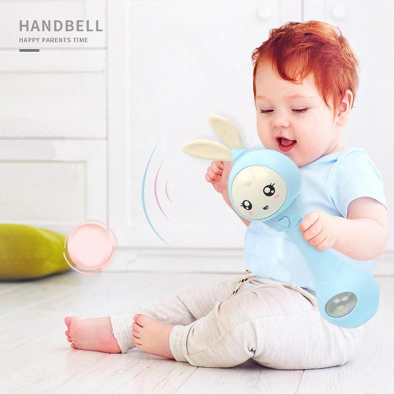 Musical Flashing Baby Rattles Specifications