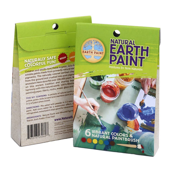 Non-Toxic Paints for Kids