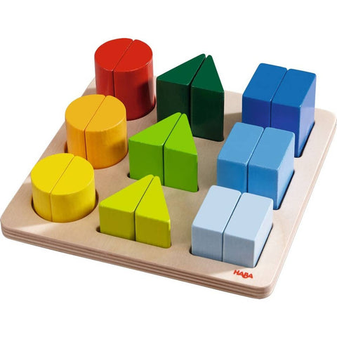 Haba Perfect Pairs Shape Puzzle