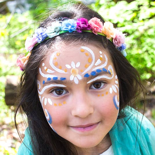 Non-Toxic Face Paints for Kids