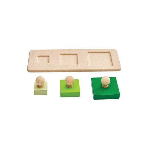 PlanToys Square Shape Matching Puzzle