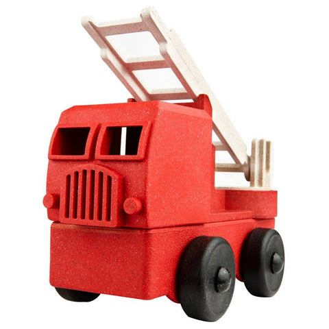 Luke's Toy Factory Fire Truck Truck Puzzle