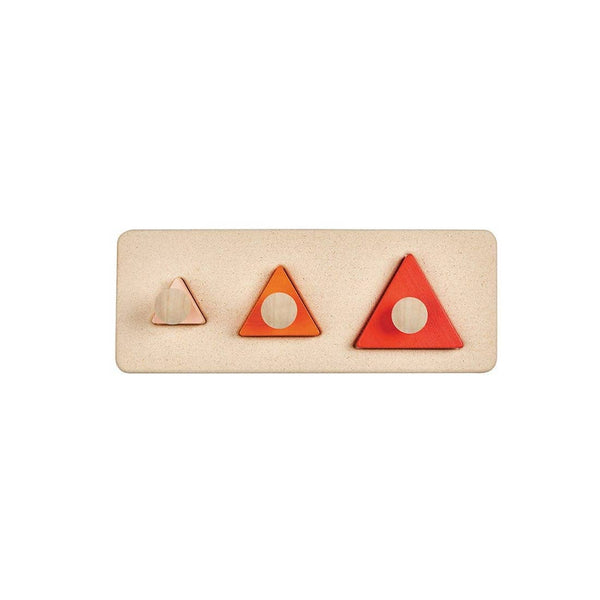 PlanToys Triangle Shape Matching Puzzle