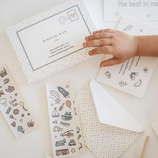 Mindful & Co Gratitude Mail