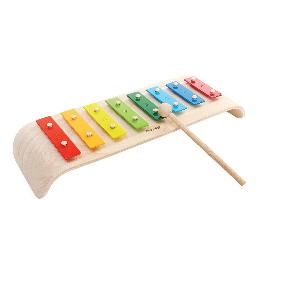 Colorful Keys Wooden Xylophone