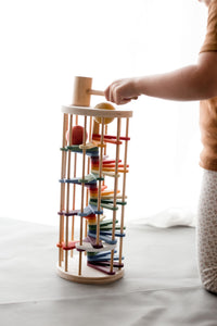 Pound A Ball Tower
