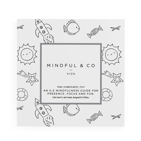 Mindful & Co ABC's of Mindfulness Coloring Book