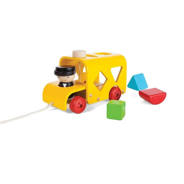 Shape Sorting Buys by PlanToys