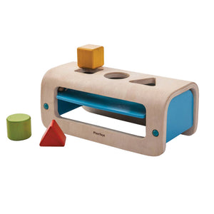 Wooden Shape Sorter Toy from PlanToy