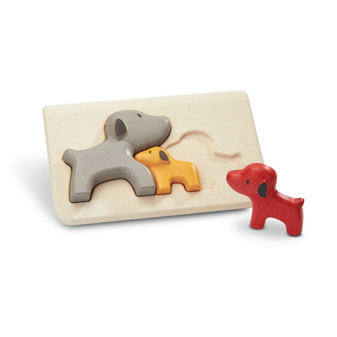 Dog Puzzle by PlanToys