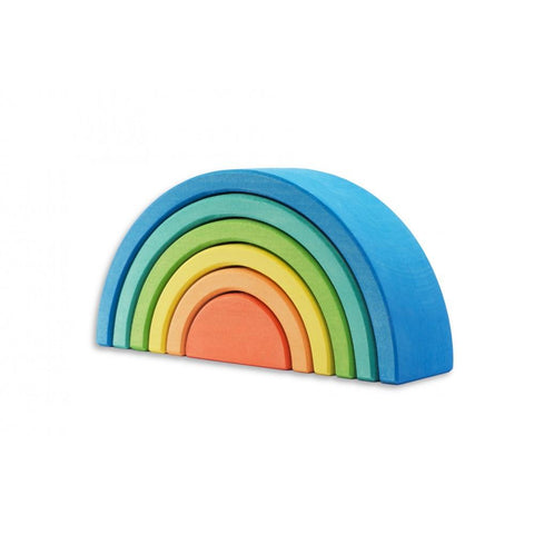 Ocamora Blue 6 Piece Rainbow