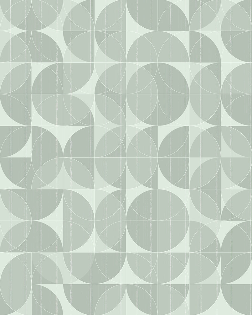 Roundabout | BWP102 | Pale Green