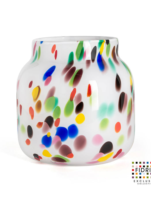 Vase Bloom H20 Candy