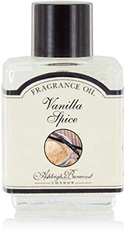 ASHLEIGH & BURWOOD: FRAGRANCE OIL - VANILLA SPICE