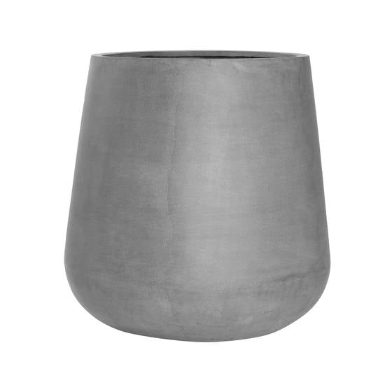Pot pax XL Grey H67cm/ D66cm