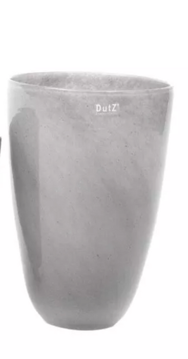 DutZ FLOWERVASE NEW GREY H.32 x D21