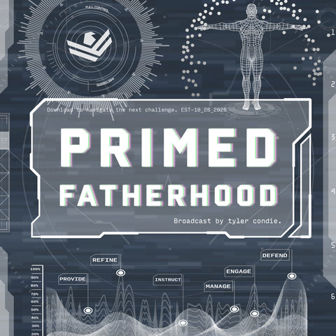 Primed Fatherhood Podcast Links