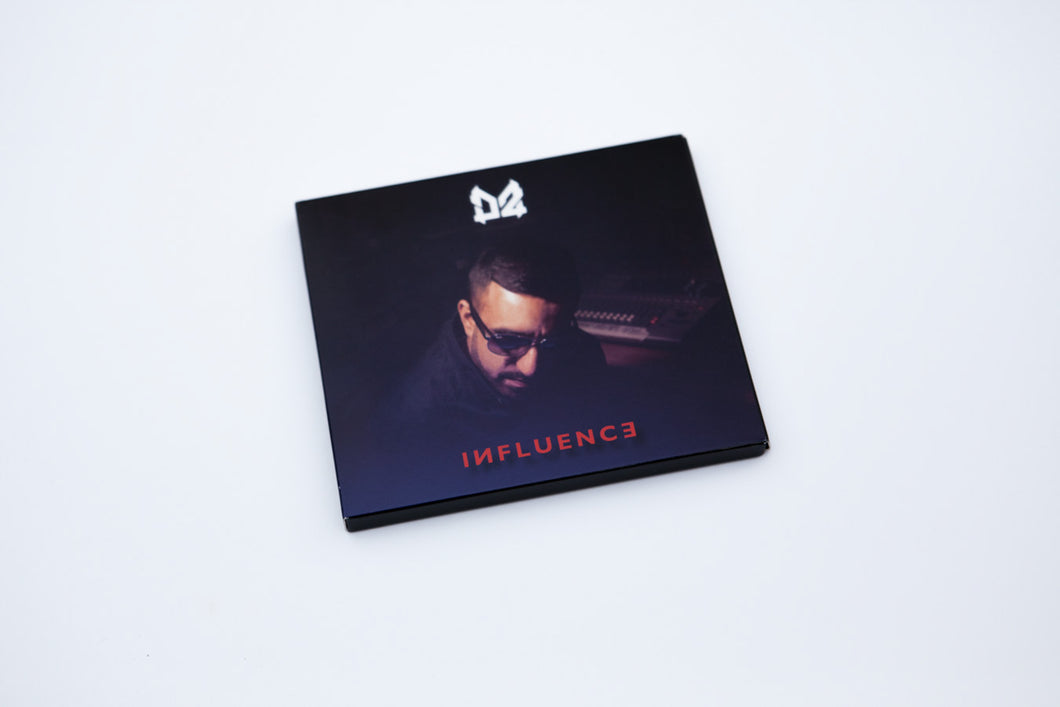 Dope Ammo 'Influence' Album CD
