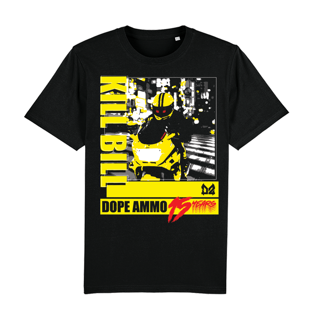 Dope Ammo 15 years 'Kill Bill' Limited edition tee