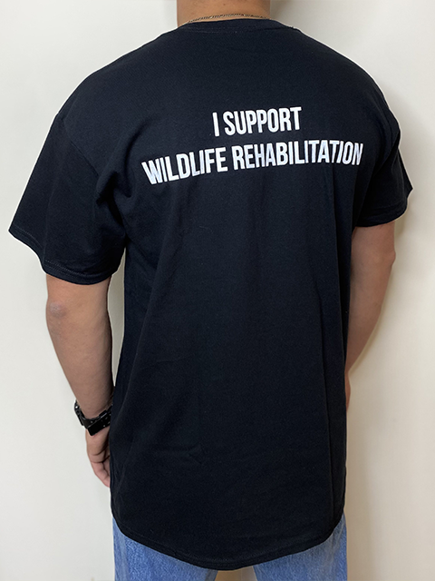 Raising The Wild Original Logo Tee