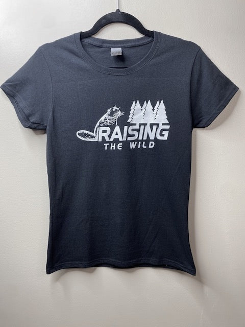 Women's Raising The Wild Original Logo Tee