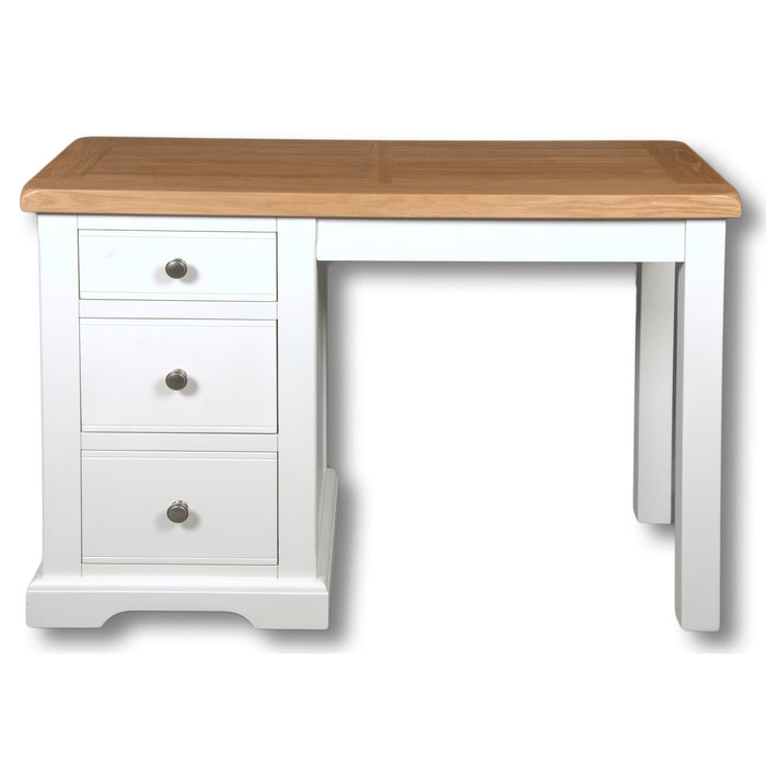 Rio Snow White Painted Dressing Table