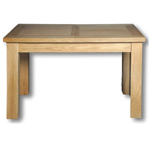 Richmond Oak Extending Dining Table - (Width-720, Depth-120-150)cm