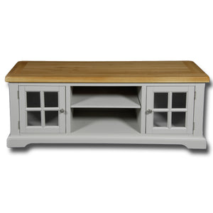 Rio Grey Painted Widescreen TV Unit