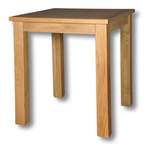 Fixed Top Dining Tables