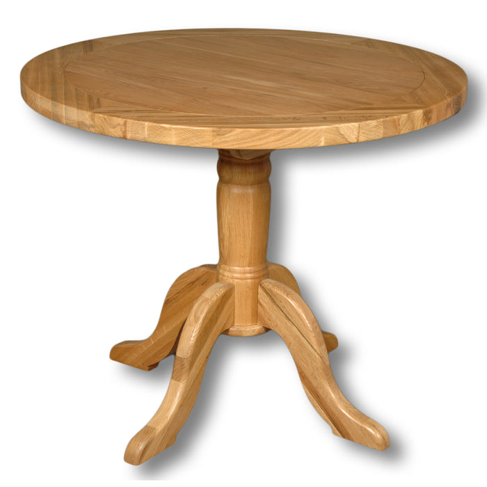 Richmond Oak 920mm Round Table