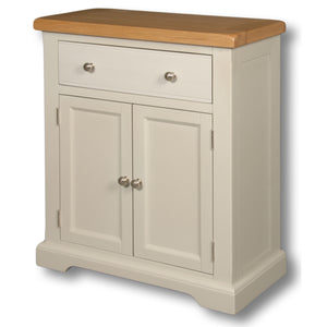 Rio Stone Painted 1 Drawer 2 Door Dresser Base