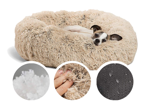 íremia™ Pet Bed Features from Pets Planet | South Africa's No.1 ePet Store For Pet products