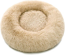 Load image into Gallery viewer, Coffee Medium Iremía™ Luxurious & Plush Pet Bed From Pets Planet | South Africa's No.1 ePet Store for Pet products, dog peds, dog collars & dog leashes