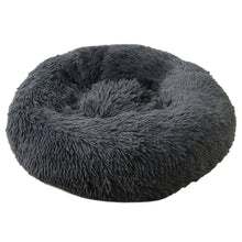 Load image into Gallery viewer, Charcoal Small Iremía™ Luxurious & Plush Pet Bed From Pets Planet | South Africa's No.1 ePet Store for Pet products, dog peds, dog collars & dog leashes