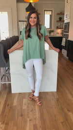 Simple Sweetheart Top