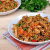 Chaulafan de Pollo (Chicken fried rice)