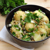 Lentil, Herb and Potato Salad